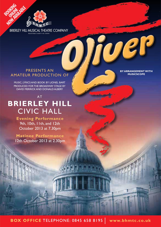 OLIVER-Poster